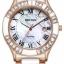 นาฬิกาผู้หญิง Rhythm รุ่น F1203T06, Sapphire Fashion Series Copper Tone F1203T-06, F1203T 06 thumbnail 1