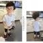 HZ469-เสื้อ+กางเกง 5 ตัว/แพค ไซส์ 80-120 thumbnail 2