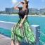ชุดว่ายน้ำคนอ้วน พร้อมส่ง :ชุดว่ายน้ำไซส์ใหญ่สีเขียวแต่งลายโซ่สีสันสดใส set 4 ชิ้น ใส่ได้หลาย styleมีเสื้อตัวนอก บราตัวใน กางเกงขาสั้นและกระโปรง แบบเก๋น่ารักมากๆจ้า:รายละเอียดไซส์คลิกเลยจ้า thumbnail 4