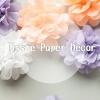Tissue Paper Decor