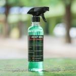 น้ำยาทายางดำ Best Wax [สีเขียว]