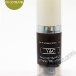 สี Y&Q ชนิดขวด สี Light Chocolate