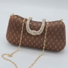 C03039 กระเป๋าผ้าไทย อุดมรัตน์ (ออกงาน)