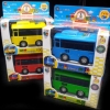 TAYO minibus (รถเหล็ก) ชุด 4 คัน (Korea)