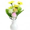 ไฟอัตโนมัติดอกไม้ แสงเปลี่ยนสีเองได้