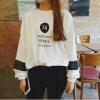 เสื้อแฟชั่นเกาหลี เสื้อกันหนาว บุกันหนาวด้านใน ลาย 36