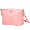 กระเป๋าสะพายแฟชั่น สีชมพู