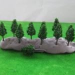 ต้นไม้จิ๋ว ขนาด 3.8 ซ.ม. 50 ต้น