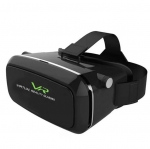 VR - Virtual reality สีดำ