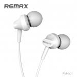หูฟัง remax สมอลทอร์ค 501 สีขาว