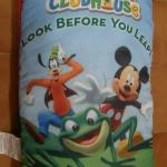 หนังสือ-หมอน Mickey