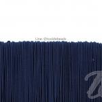 ยางยืด เส้นกลม 1.5มม. สีน้ำเงินเข้ม (144 หลา)