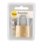 กุญแจระบบสปริง ตรา Yale คอสั้น 30 มิล [YE30]