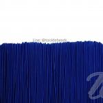 ยางยืด เส้นกลม 1.5มม. สีน้ำเงิน (144 หลา)