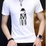 เสื้อยืดผู้ชาย Coton100%