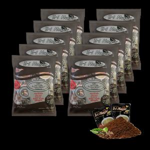 Trimagic plus กาแฟทรีเมจิก พลัส รุ่น 4.5 ( 900 กรัม x 10 ห่อ) Promotion