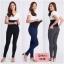 กางเกงคนท้องขายาว มีสีดำ กรมท่า เทาเข้ม ไซส์ M L XL XXL ค่ะ
