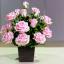 D00007 ดอกไม้ประดิษฐ์ Belove ดอกไม้ประดิษฐ์จากวัสดุแปรรูป