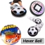 hover ball ของเล่นใช้เล่นภายในบ้าน สนามซ้อม สีดำ thumbnail 1